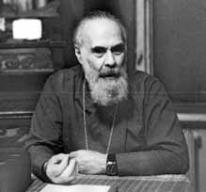 О СОЗЕРЦАНИИ И ПОДВИГЕ.  Антоний Сурожский